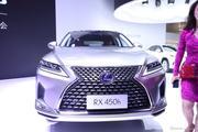 雷克萨斯RX混动北京热销中 欲购从速