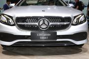奔驰E级(进口)青岛最高降2.81万  价格浮动欲购从速