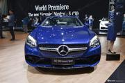 新车优惠9.6折起 奔驰SLC级哈尔滨地区促销