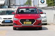 7月南京比价 现代全新悦动新车6.44万起