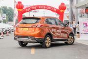 北京汽车绅宝X65厦门最高降3.89万  价格浮动欲购从速