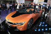 宝马i8新能源什么软件是赚qq红包的最高降24.02万  新车选它不会错
