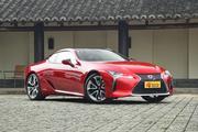 5月新车比价 雷克萨斯LC新能源深圳9.9折起