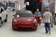 特斯拉Model 3(进口)热销中 欲购从速