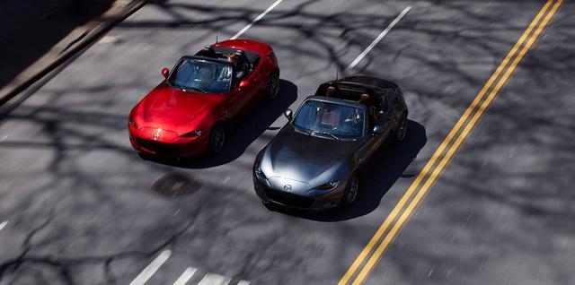 一汽马自达MX-5开启预订,2018款CX-4和全新阿特兹表态广州车展