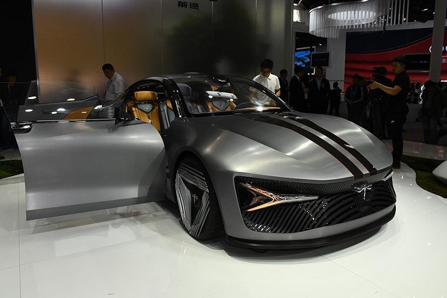 前途汽车未来产品规划 最贵国产电动车K50不首发?