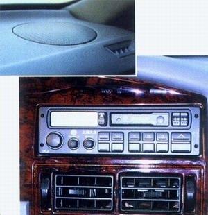 老普桑收音机结构图