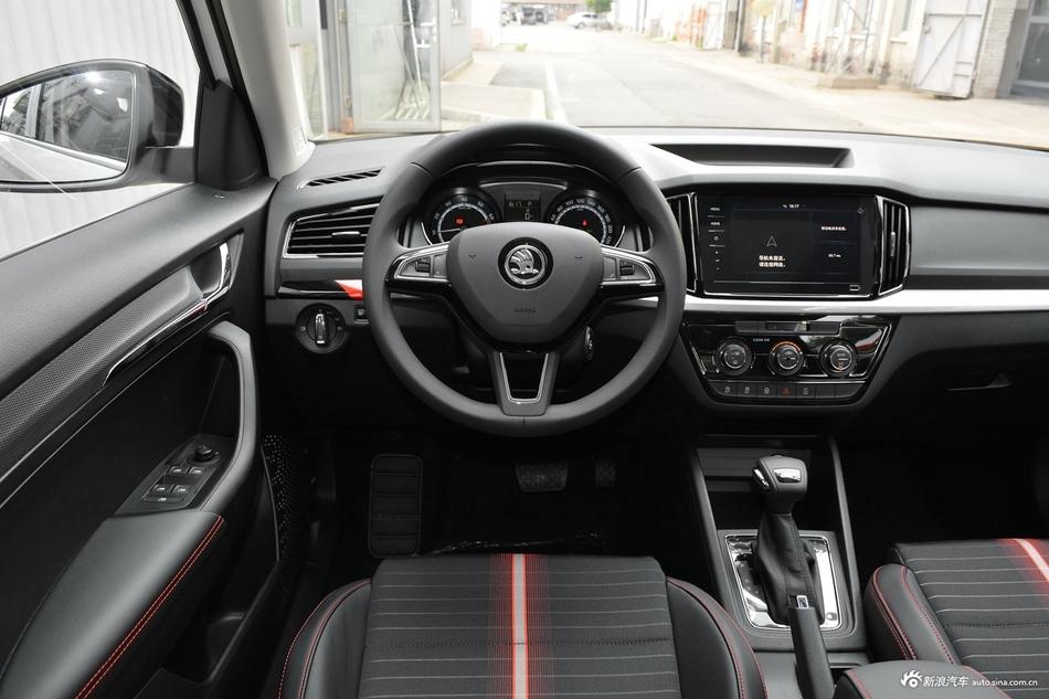 明明可以靠颜值却非要靠价格实力,斯柯达柯米克GT全国10.34万起