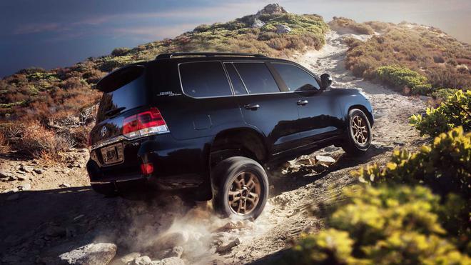 全新一代丰田Land Cruiser动力配置曝光 取消V8换装3款V6