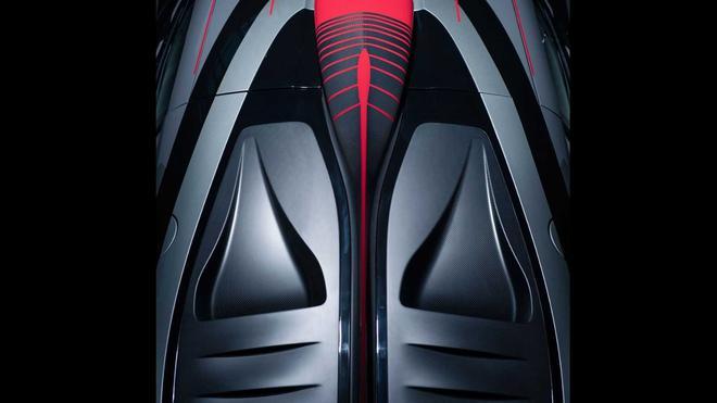 梅赛德斯-AMG One最新合成图曝光 2021年底前交付售价或超4000万