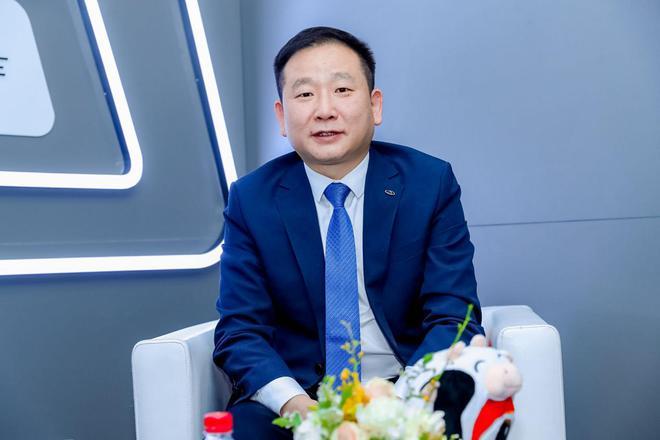 奇瑞汽车总经理助理、营销公司执行副总裁黄招根