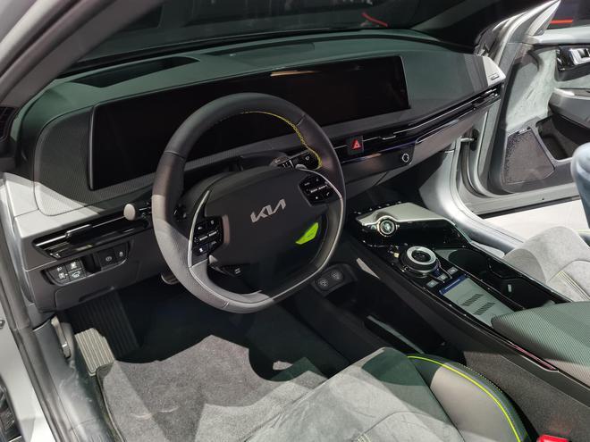 2021上海车展:起亚EV6发布