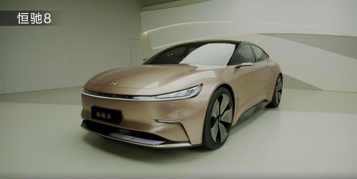 顶级设计大师手笔 恒驰三款新车正式发布