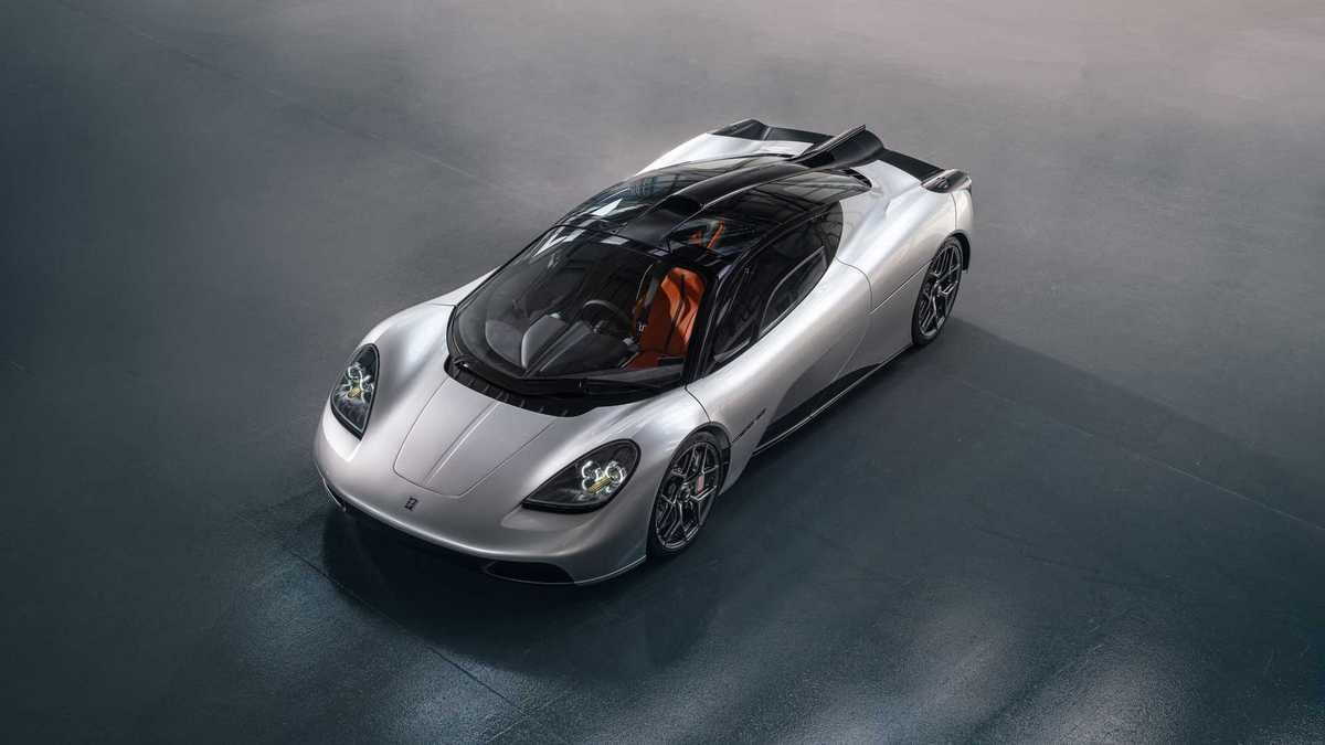 前迈凯伦设计师出品 T.50s将于2月23日发布