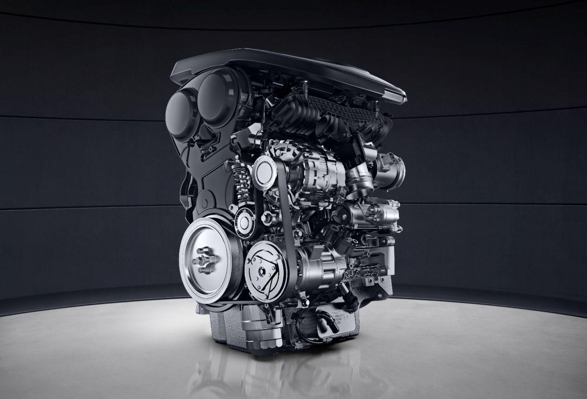 吉利星越L动力曝光 搭载沃尔沃2.0TD发动机