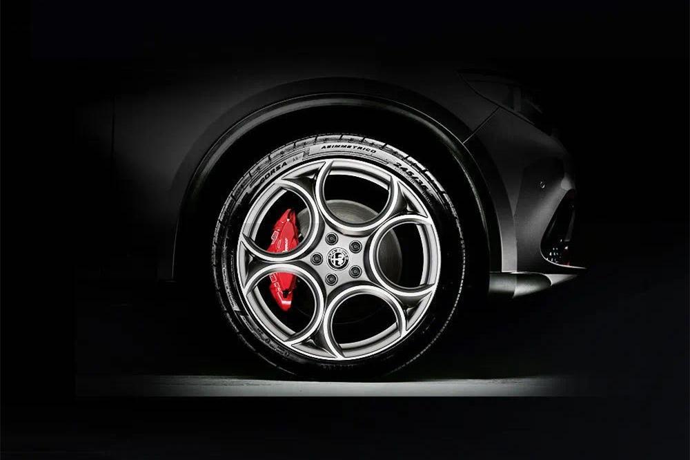 阿尔法·罗密欧将推纯电动SUV 有望2022年发布