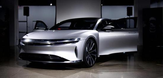 电动汽车公司Lucid估值升至620亿美元 引发外界泡沫担忧