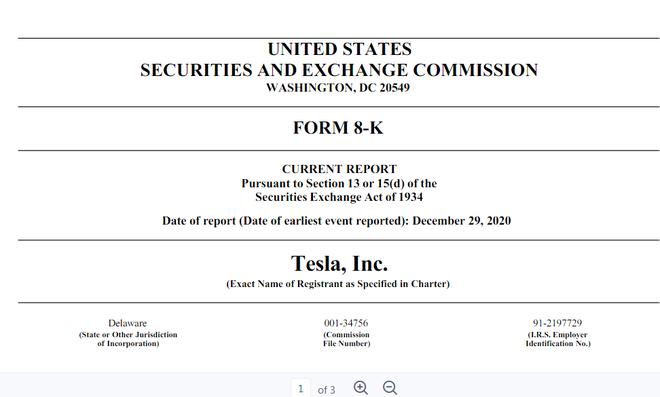 特斯拉与松下签订新的电池定价协议 涉及日本生产的锂离子电池组